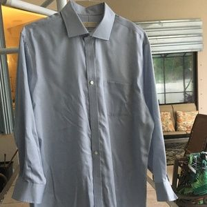 NWOT Michael Kors Long Sleeve Grey Shirt
